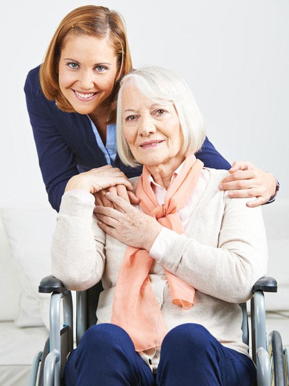 Alten- und Krankenpflege, Behandlungspflege